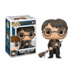 funko pop harry potter with firebolt