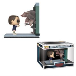 FUNKO POP STRANGER THINGS ELEVEN & DEMOGORGON