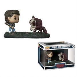 FUNKO POP STRANGER THINGS STEVE VS DEMODOG