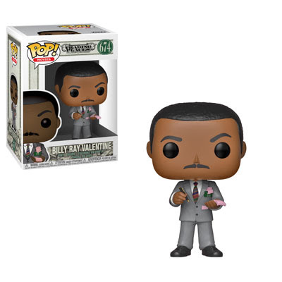 funko pop billy ray valentine
