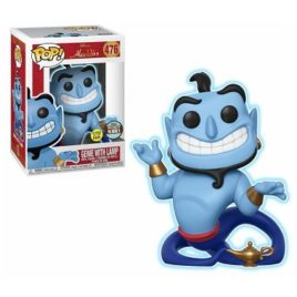 FUNKO POP ALADDIN GENIE WITH LAMP GITD