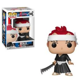 FUNKO POP BLEACH RENJI