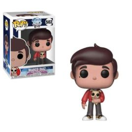 FUNKO POP DISNEY STAR VS FOE MARCO