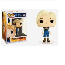 FUNKO POP DOCTOR WHO 13TH DOCTOR W/OUT COAT