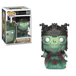 FUNKO POP LOTR HOBBIT DUNHARROW KING