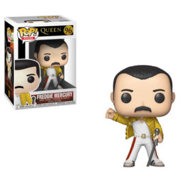 FUNKO POP QUEEN FREDDIE MERCURY WEMBLEY