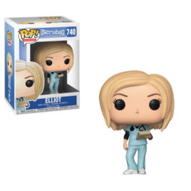 FUNKO POP SCRUBS ELLIOT