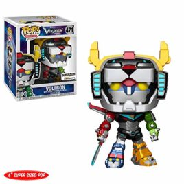 "FUNKO POP VOLTRON 6"" OVERSIZED"