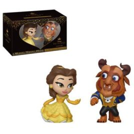 FUNKO MINI VINYL BEAST & BELLE 2 PACK