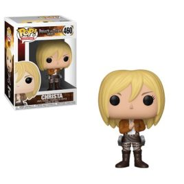 FUNKO POP ATTACK ON TITAN S3 CHRISTA