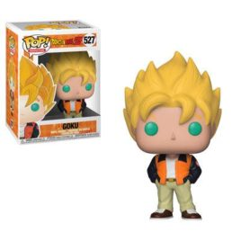 FUNKO POP DRAGON BALL Z S5 GOKU CASUAL