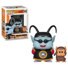 FUNKO POP DRAGON BALL Z S5 KING KAI & BUBBLES