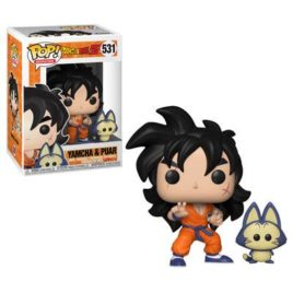 FUNKO POP DRAGON BALL Z S5 YAMCHA & PUAR