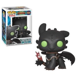 FUNKO POP HOW TO TRAIN YOUR DRAGON 3 TOOTHLESS