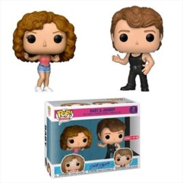 FUNKO POP DIRTY DANCING JOHNNY & BABY 2 PACK
