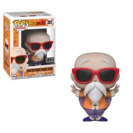 FUNKO POP DRAGON BALL Z MASTER ROSHI PEACE