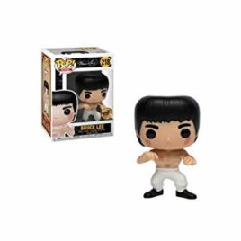 FUNKO POP ENTER THE DRAGON BRUCE LEE WHITE