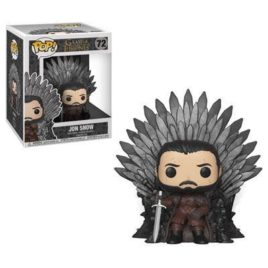 FUNKO POP GAME OF THRONES S10 JON SNOW SITTING