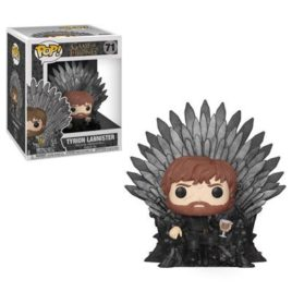 FUNKO POP GAME OF THRONES S10 TYRION SITTING