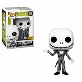 FUNKO POP JACK SKELLINGTON DIAMOND GLITTER