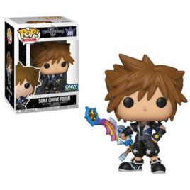 FUNKO POP KINGDOM HEARTS 3 SORA DRIVE FORM