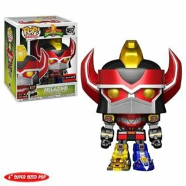 FUNKO POP POWER RANGERS MEGAZORD METALLIC