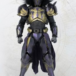 DESTINY 2 TITAN GOLDEN TRACE SHADER 1/6