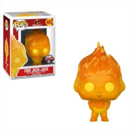 FUNKO POP DISNEY INCREDIBLES 2 JACK JACK FIRE
