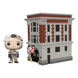 FUNKO POP GHOSTBUSTERS PETER WITH HOUSE