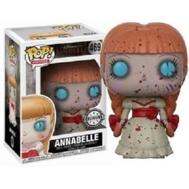 FUNKO POP HORROR ANNABELLE BLOODY LTD