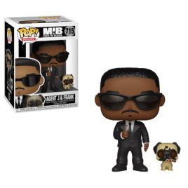 FUNKO POP MEN IN BLACK AGENT J & FRANK