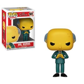 FUNKO POP THE SIMPSONS MR. BURNS