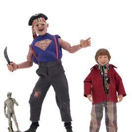 GOONIES SLOTH & CHUNK CLOTHED AF 2 PACK