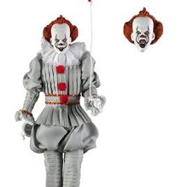 IT PENNYWISE 2017 CLOTHED AF