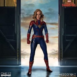 CAPTAIN MARVEL 1/12 CLOTH AF