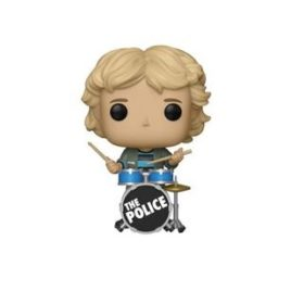 FUNKO POP THE POLICE STEWART COPELAND