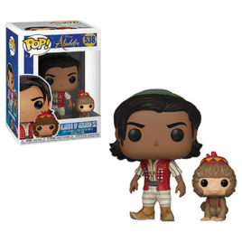 FUNKO POP ALADDIN (LIVE) ALADDIN WITH ABU