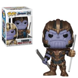 FUNKO POP AVENGERS ENDGAME THANOS