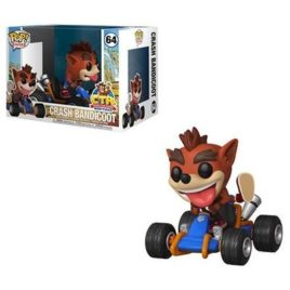 FUNKO POP CRASH TEAM RACING CRASH BANDICOOT