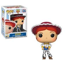 FUNKO POP TOY STORY 4 JESSIE