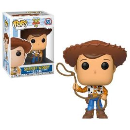 FUNKO POP TOY STORY 4 WOODY
