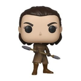 FUNKO POP GOT ARYA WITH TWO HEADED SPEAR