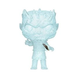 FUNKO POP GOT CRYSTAL NIGHT KING WITH DAGGER