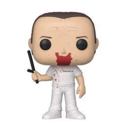 FUNKO POP SILENCE OF LAMBS HANNIBAL BLOODY