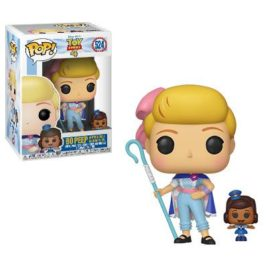 FUNKO POP TOY STORY 4 BO PEEP WITH OFFICER