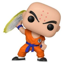 FUNKO POP DRAGON BALL Z KRILLIN WITH DESTRUCTO DISC