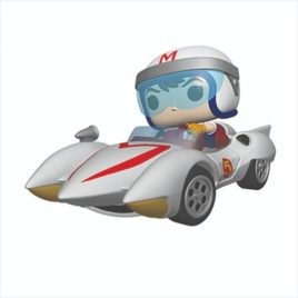 FUNKO POP SPEED RACER SPEED WITH MACH 5