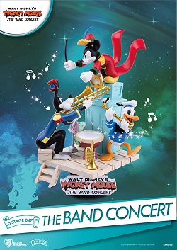 D-STAGE MICKEY MOUSE BAND CONCERT